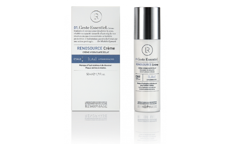 Renophase Renosource Rehydrating Crème