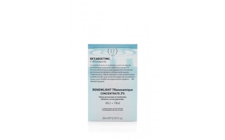 Renophase Renewlight Tranexamique Serum