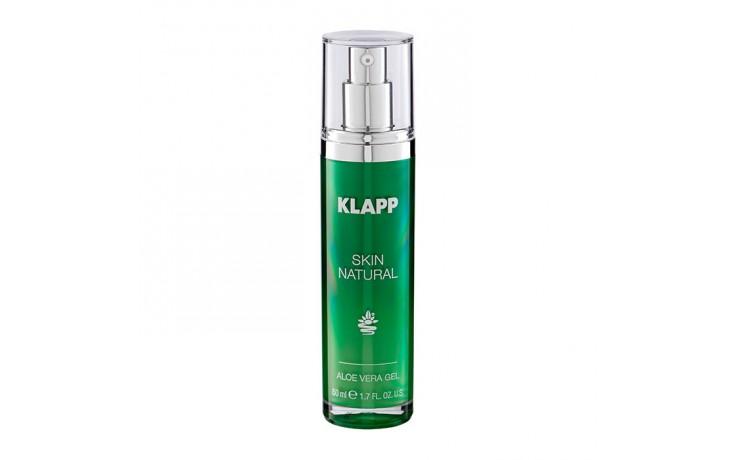 Klapp Skin Natural Aloe Vera Gel