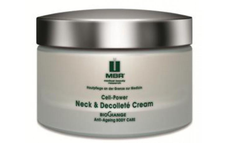 MBR Cell-Power Neck & Decollete Cream 100ml