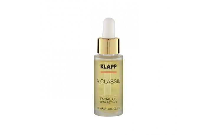 Klapp A Classic Facial Oil with Retinol