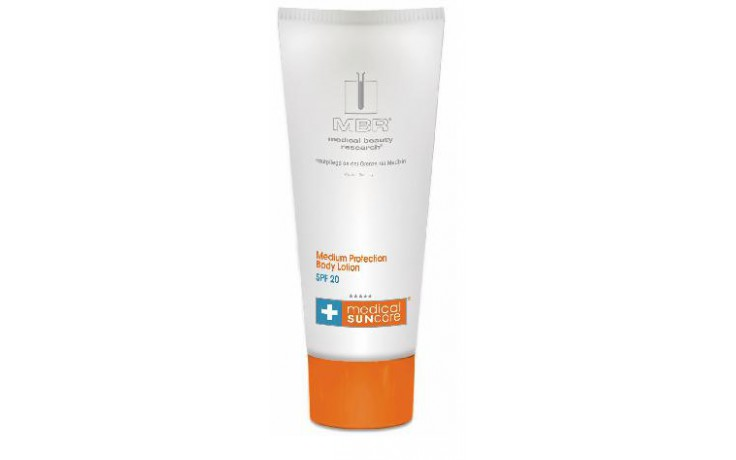 MBR Medium Protection Body Lotion SPF 20