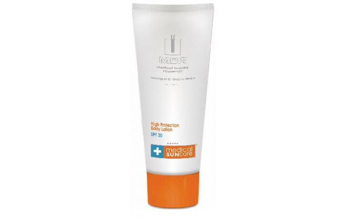 MBR High Protection Body Lotion SPF 30