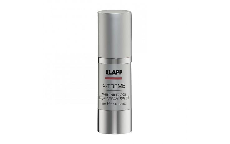Klapp X-Treme Whitening Age Stop Cream SPF25