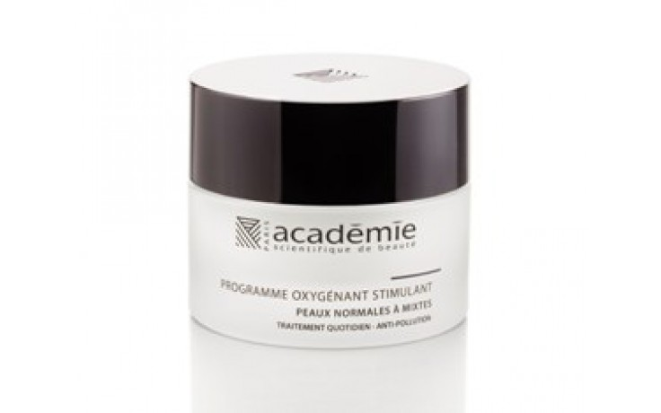 Academie Programme Oxygénant Stimulant / Oxygenating and Stimulating Anti-Pollution Care
