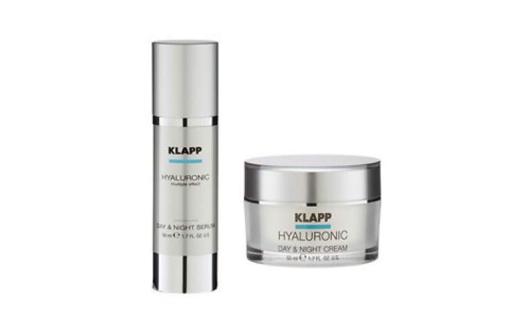Klapp Hyaluronic  Day & Night Set