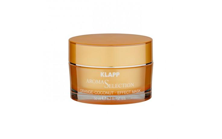 Klapp Aroma Selection Orange-Coconut - Effect Mask