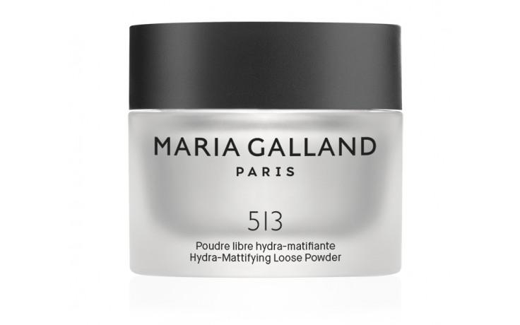 Maria Galland 513 Poudre Libre Hydra - Mattifiante - Souffle D'ete 01