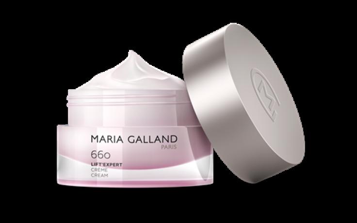 Maria Galland Lift'Expert Crème 660 + 15 ml Sérum 640 gratis