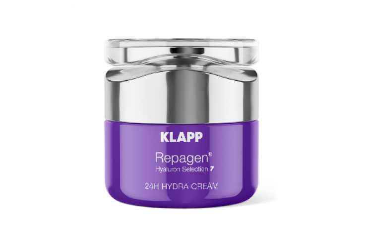 Klapp Repagen Hyaluron Selection 7 24H Hydra Cream
