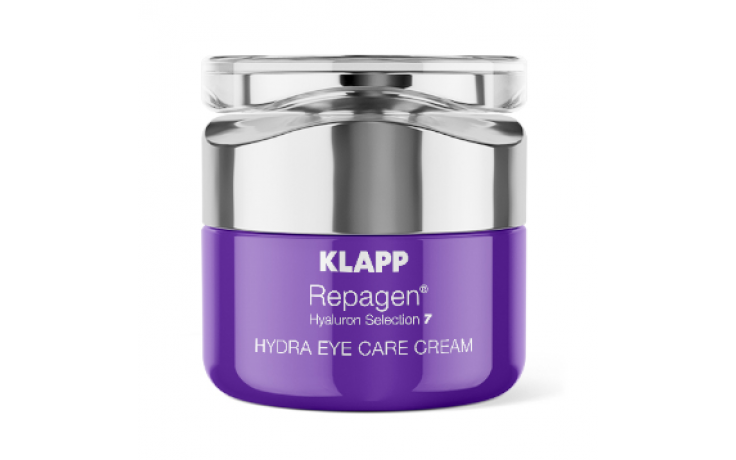 Klapp Repagen Hyaluron Selection 7 24H Hydra Eye Care Cream