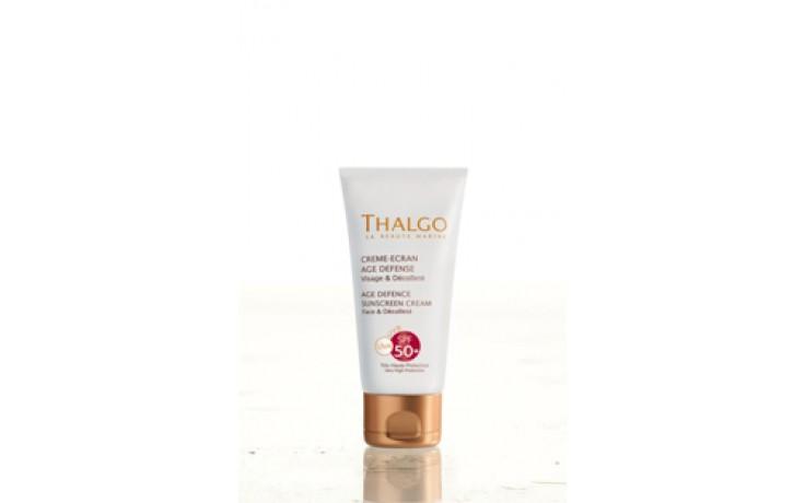 Thalgo Age Defence Sun Screen Cream Face SPF50+