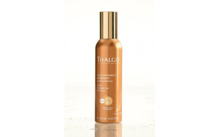 Thalgo Satin Tanning Oil Body SPF6