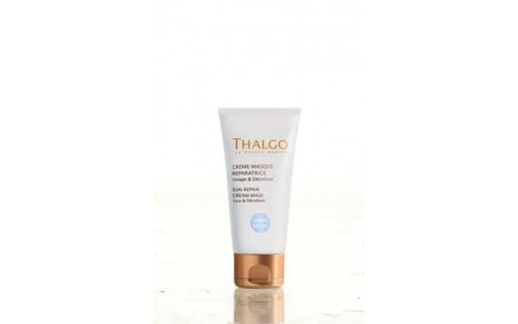 Thalgo Sun Repair Cream-Mask Face
