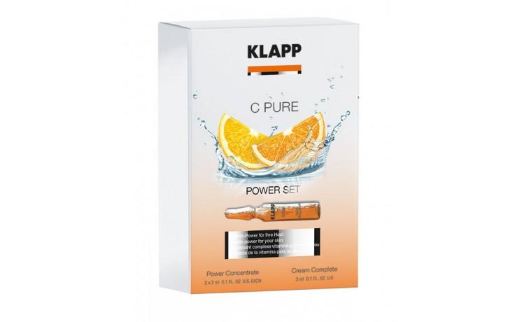 Klapp C Pure Power Set
