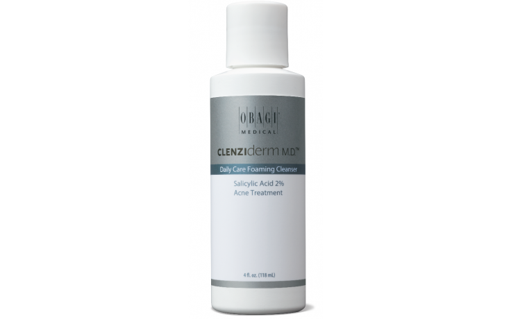Obagi Medical CLENZIderm M.D. foaming cleanser