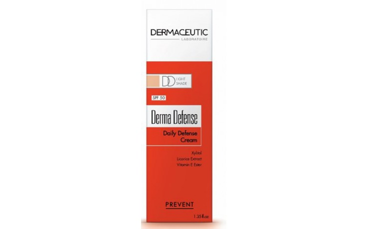 Dermaceutic Derma Defense SPF50 Light tint