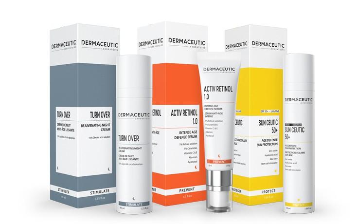 Dermaceutic Anti Aging Kit Rimpels