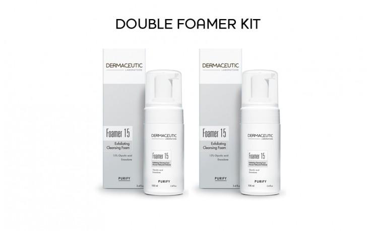 Dermaceutic Duo pakket Foamer 15
