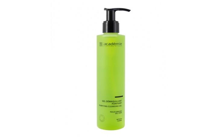 Academie Gel Démaquillant Purifiant / Purifying Cleansing Gel + 40 ml gratis