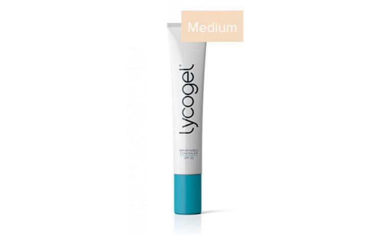 Lycogel Breathable Concealer Medium