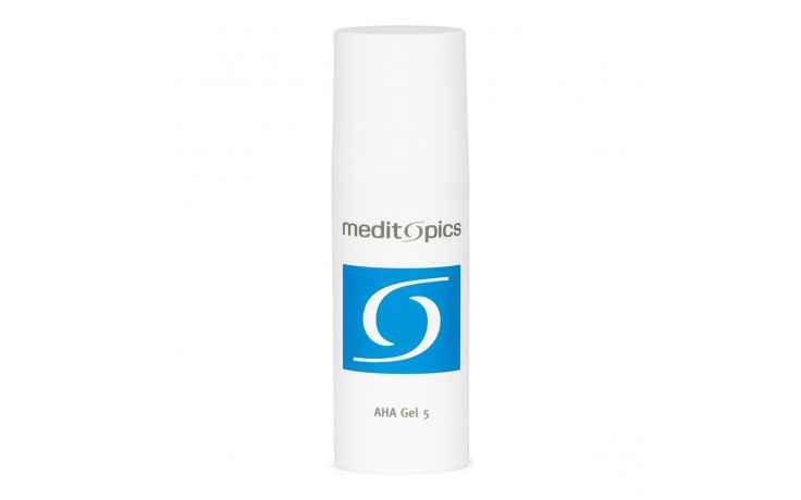 Meditopics AHA Glycolzuur Gel 5%