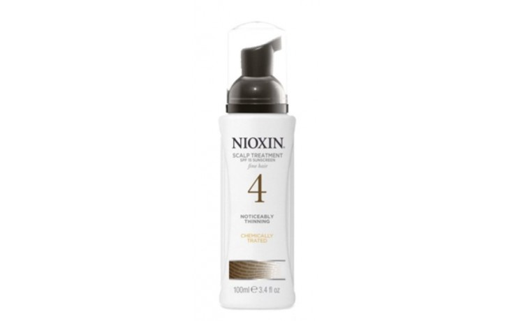 Nioxin System 4 Scalp Treatment 100 ml