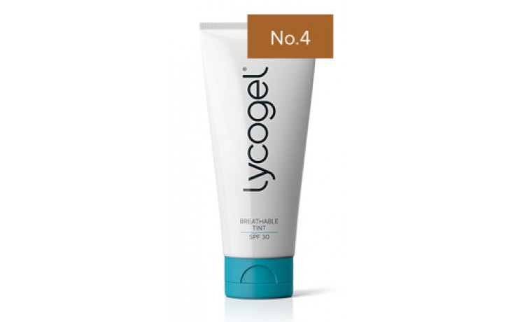 Lycogel Breathable Tint No.4