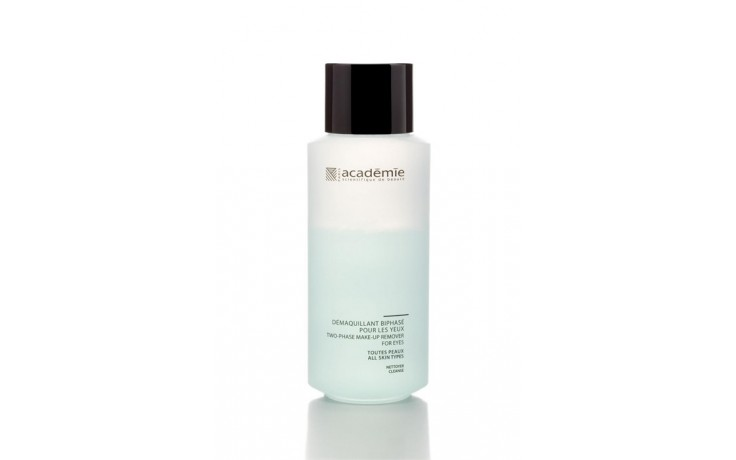 Academie Démaquillant Biphasé Yeux / Two-Phase Make-Up Remover for Eyes