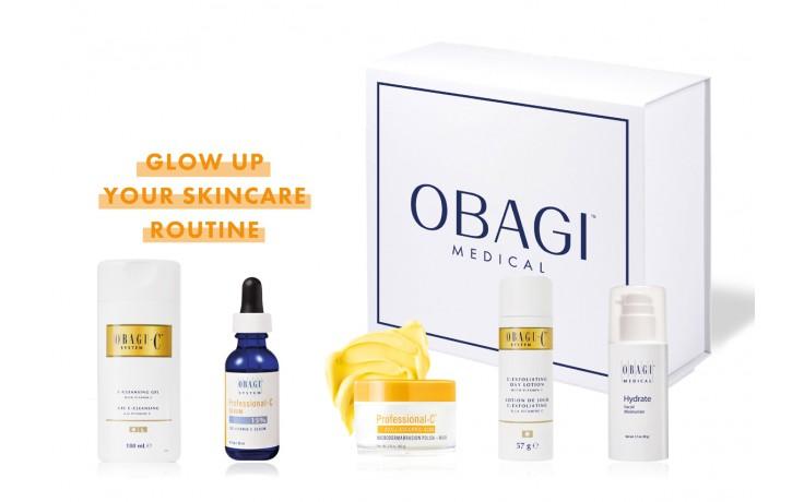 Obagi Medical Vitamin C Glow Treatment Box