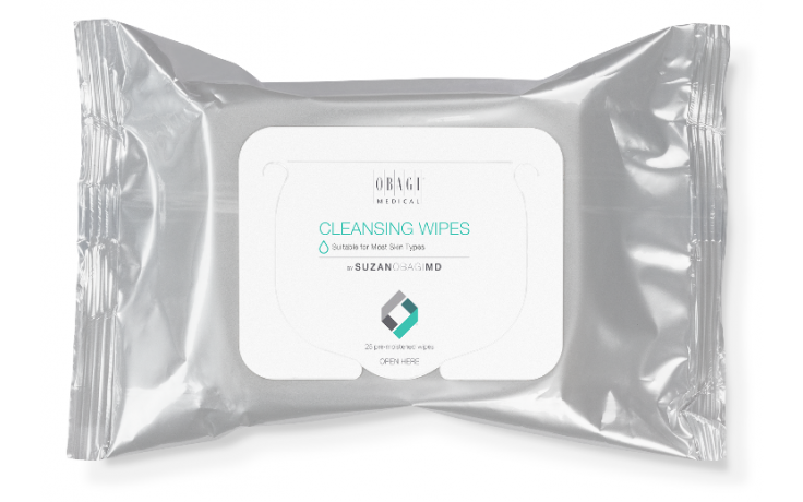 Obagi Medical Suzan Obagi MD Cleansing and Makeup Removing Wipes 25's
