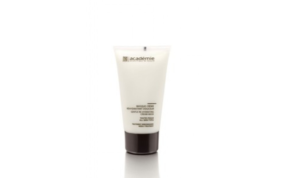 Academie Masque Crème Réhydratant Douceur / Gentle Re-Hydrating Cream-Mask