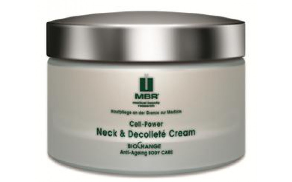 MBR Cell-Power Neck & Decollete Cream 200ml