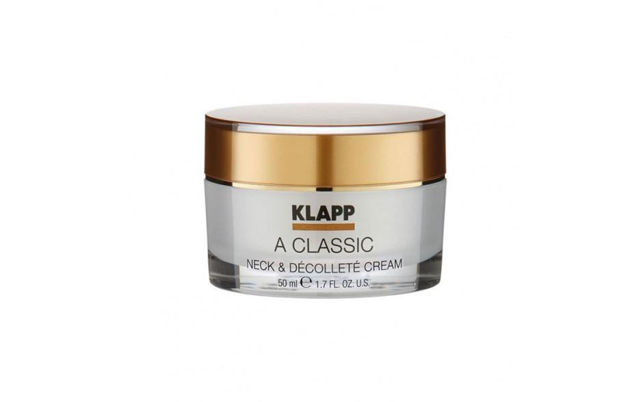 Klapp Neck & Décolleté Cream