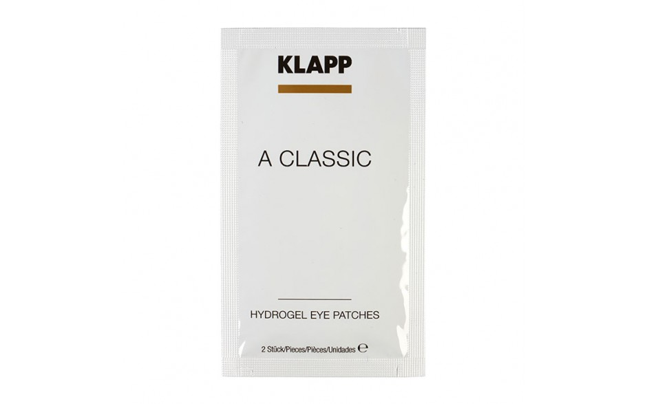 Klapp A Classic Hydrogel Eye Patches 5 x 2 stuks