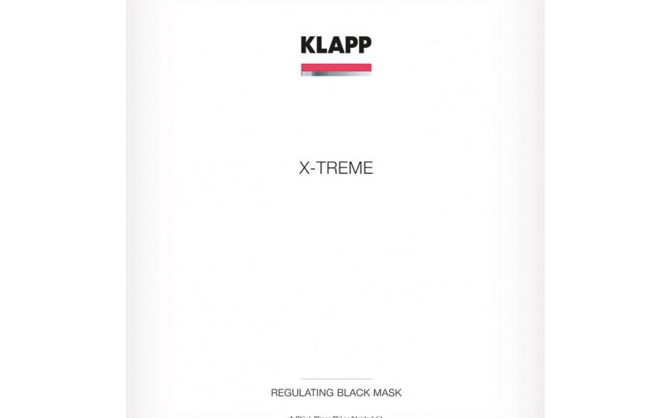 Klapp X-Treme Regulating Black Mask
