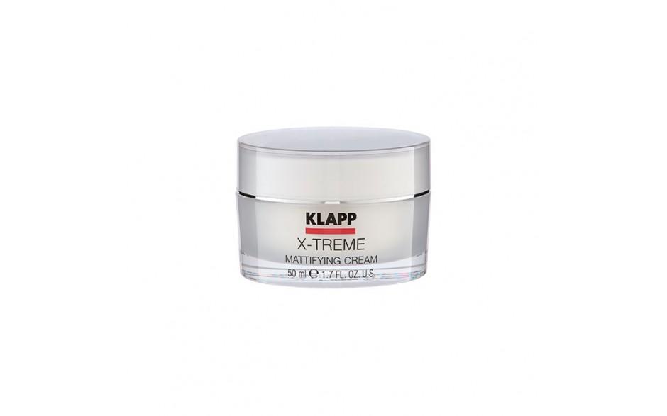 Klapp X-Treme Mattifying Cream
