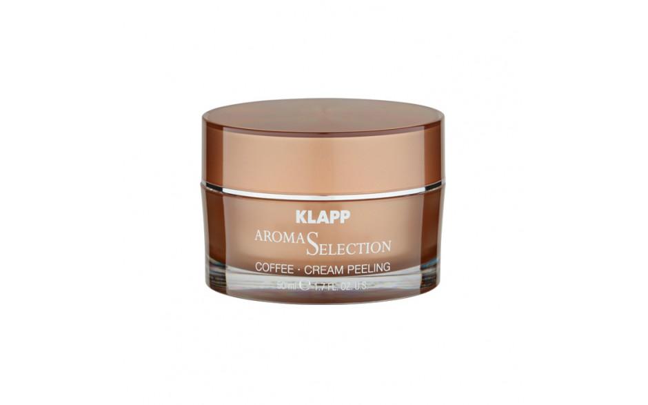 Klapp Aroma Selection Coffee - Cream Peeling