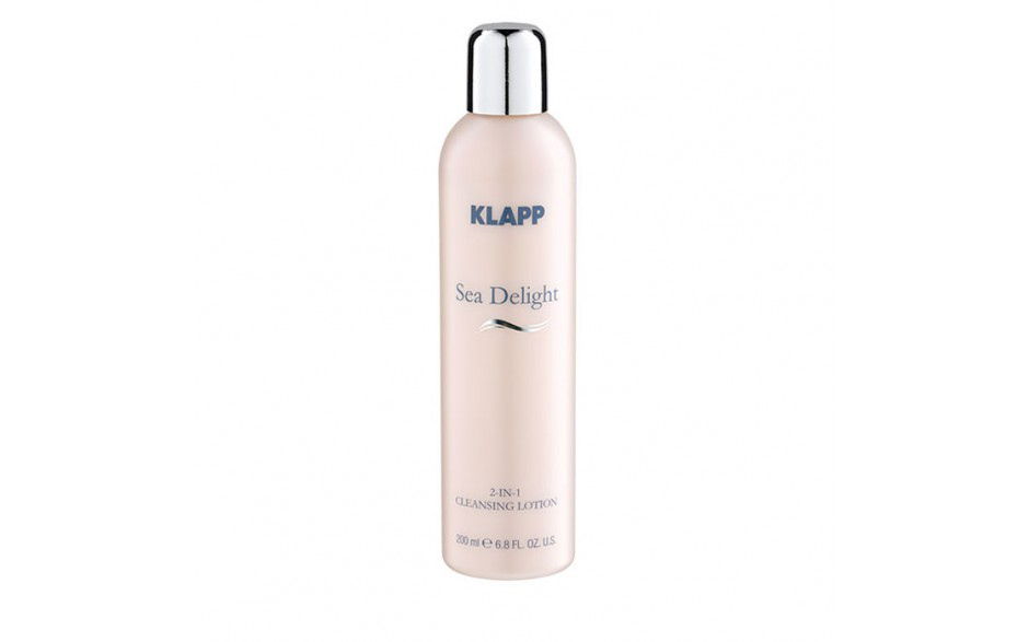 Klapp Sea Delight 2 in 1 Cleansing Lotion