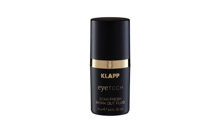 Klapp Eye Tech Star Fresh Work Out Fluid