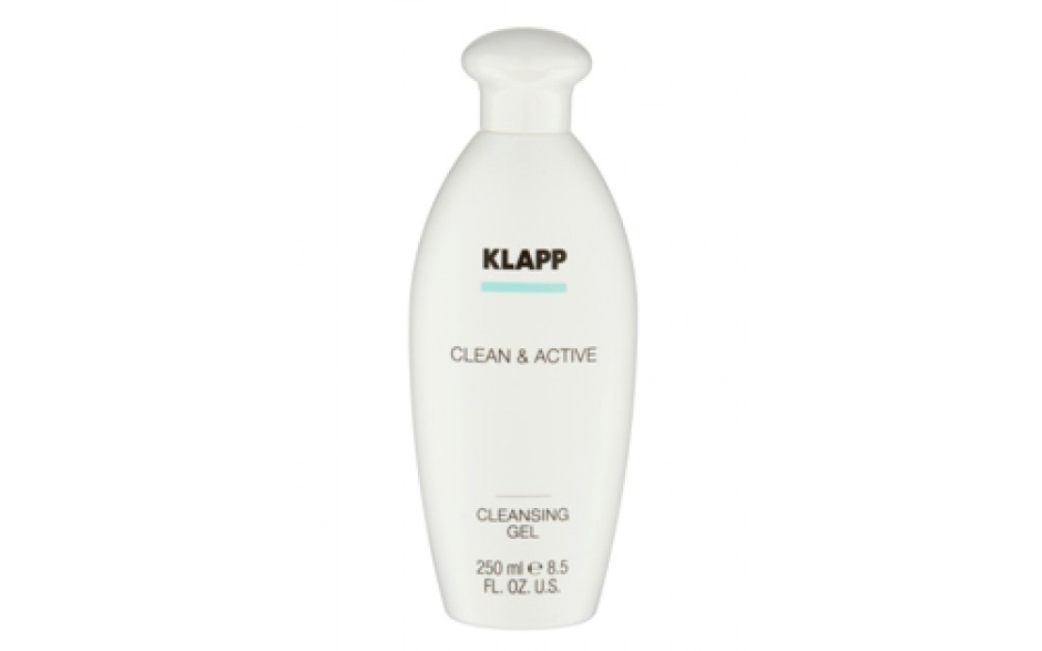 Klapp Clean & Active Cleansing Gel