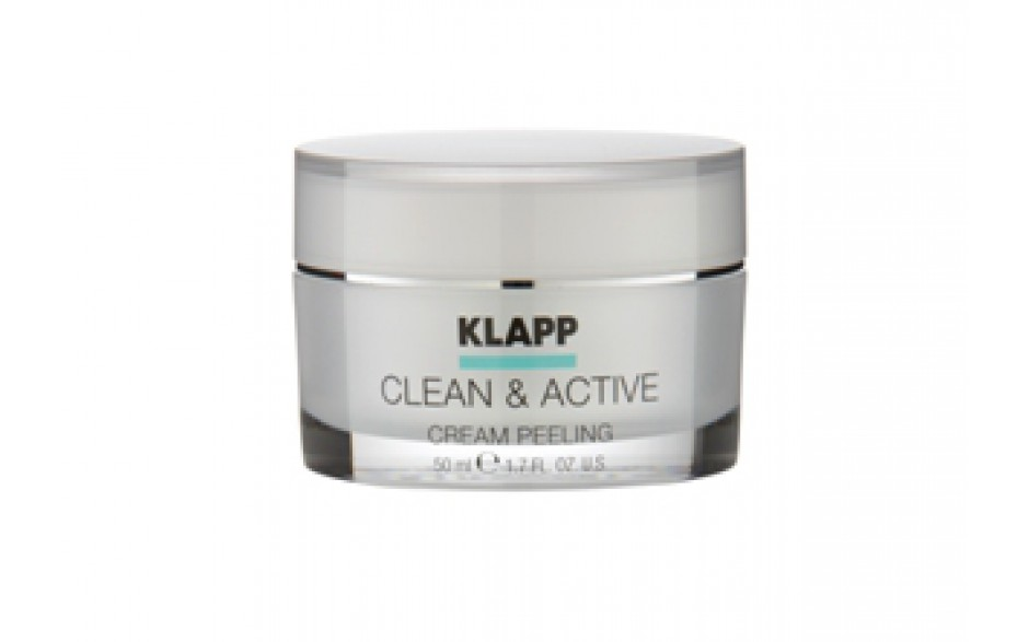 Klapp Clean & Active Cream Peeling