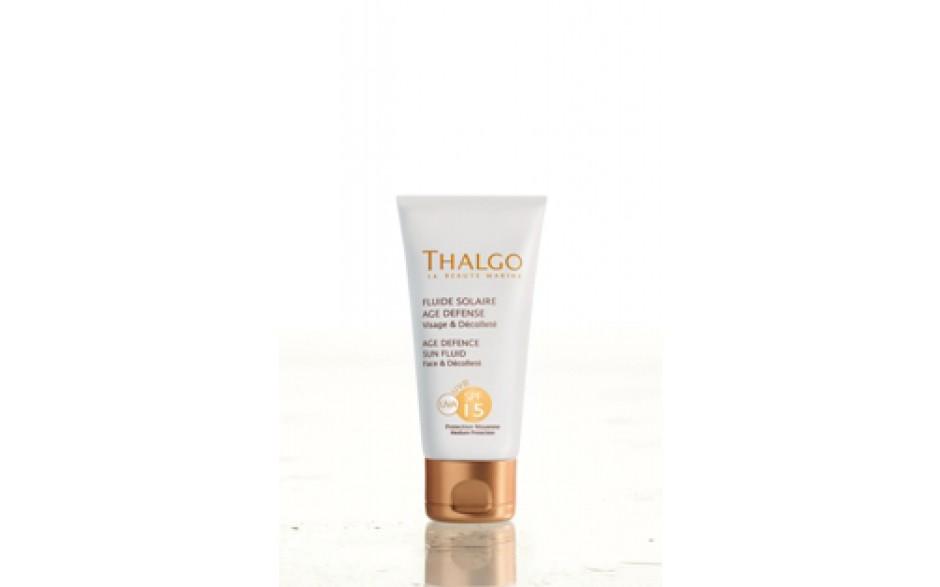 Thalgo Age Defence Sun Fluid Face SPF15