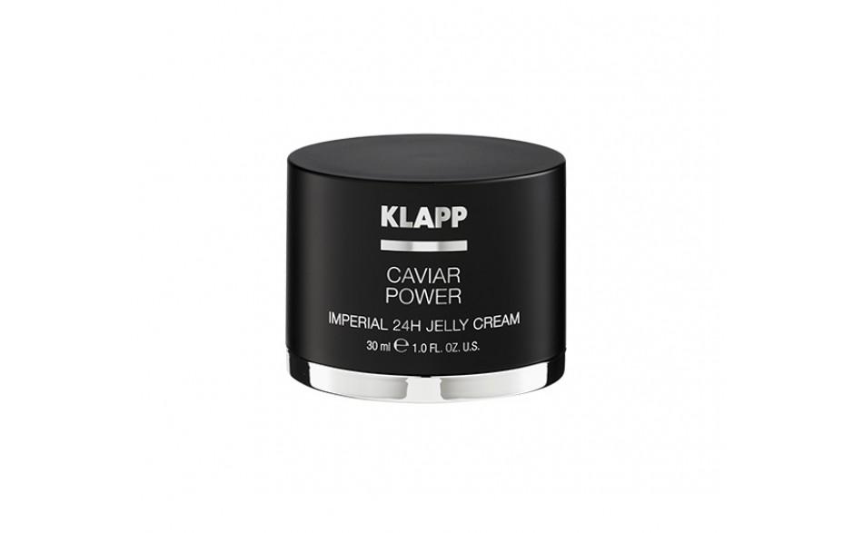 Klapp Caviar Power Imperial 24H Jelly Cream 50ml