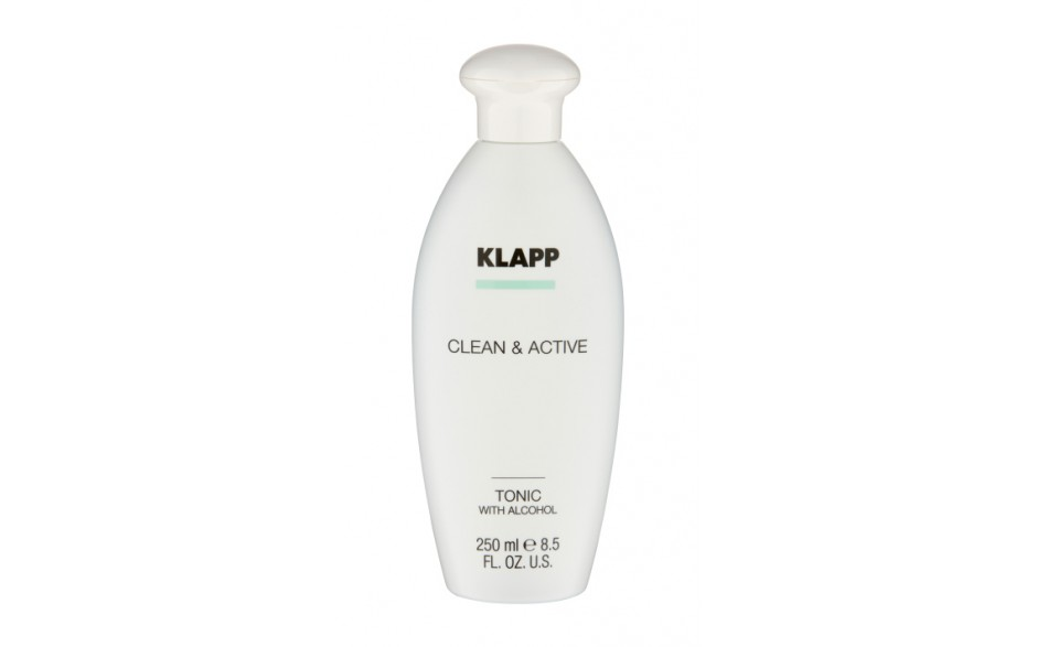 Klapp Clean & Active Tonic with Alcohol