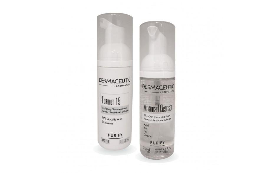 Gratis Dermaceutic Advanced Cleanser en Foamer