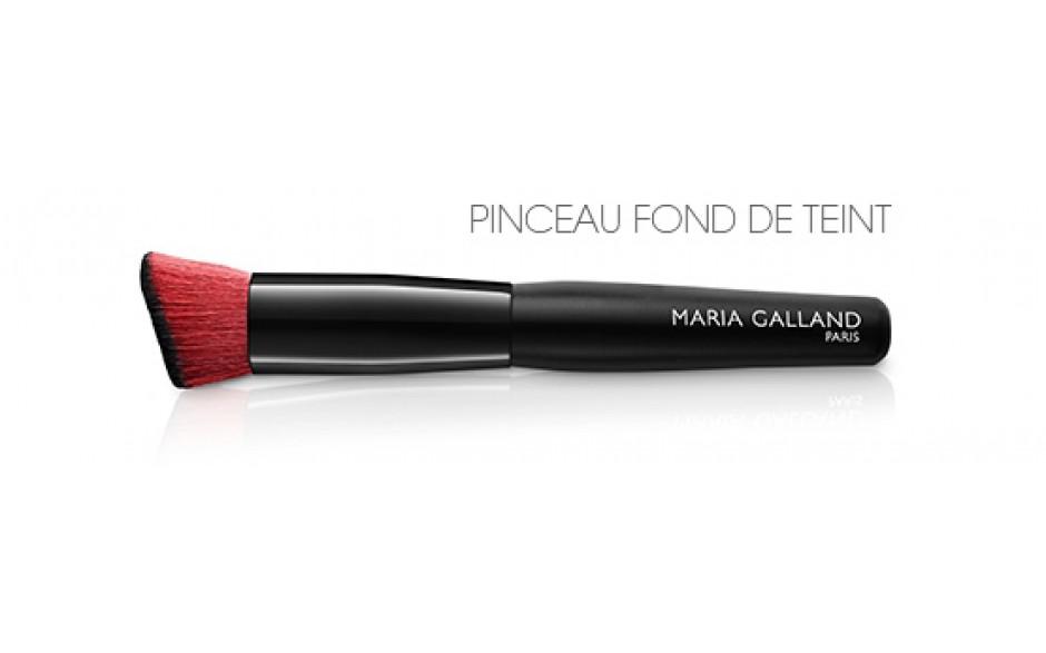 Maria Galland Make up Penseel - Foundation Brush