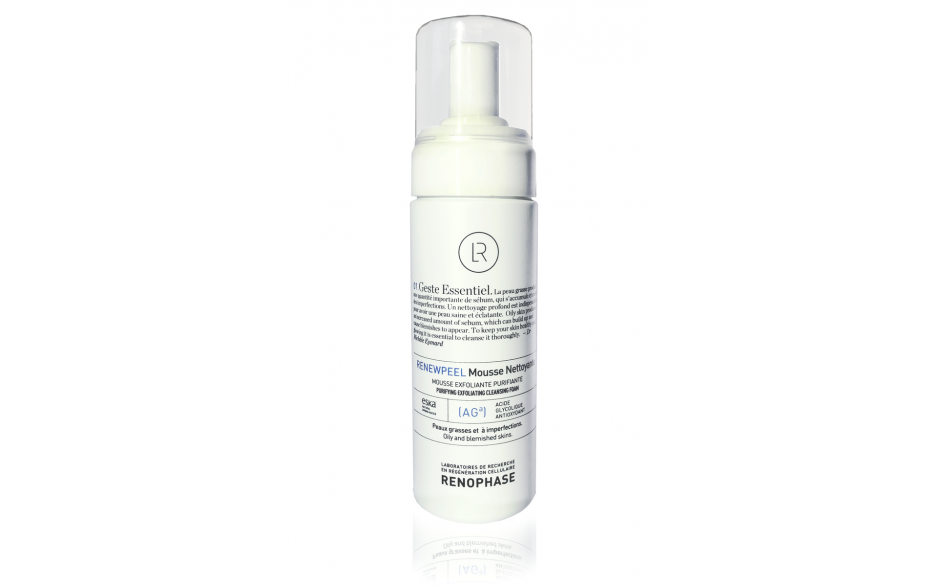Renophase Renewpeel Cleansing Mousse