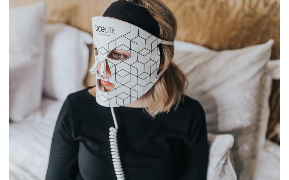 Facelite Facelite led masker voor thuisgebruik