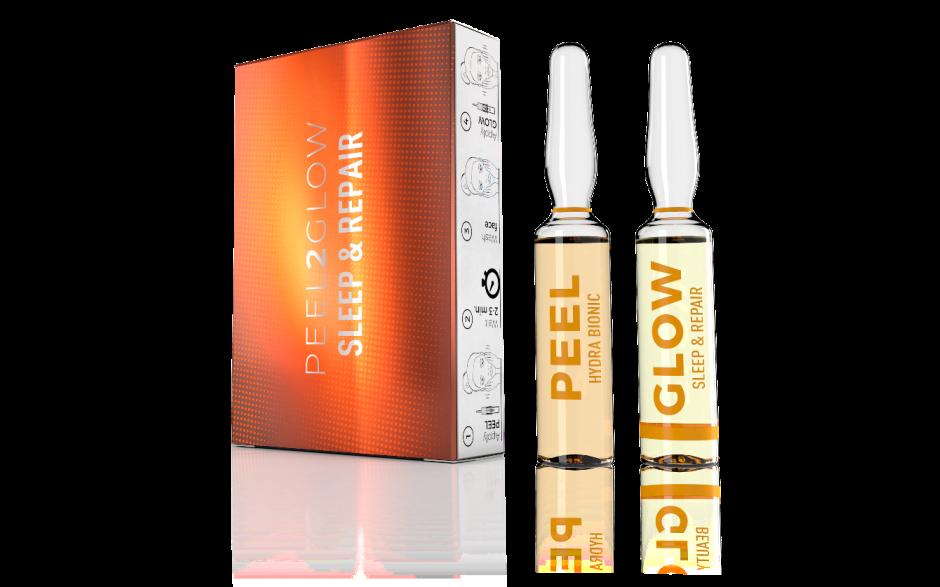 Peel2Glow Sleep & Repair 1x2 amp.
